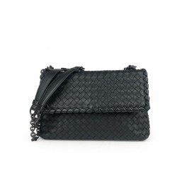 Bottega Veneta Small Olimpia Crossbody Bag