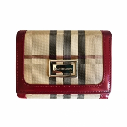 Burberry Speedy wallet