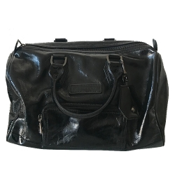 Longchamp Patent leather legend