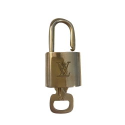 Louis Vuitton LV Lock with key