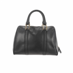 Christian Dior handbag in black Saffiano leather