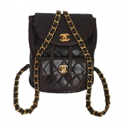 Chanel Vintage Backpack Classic