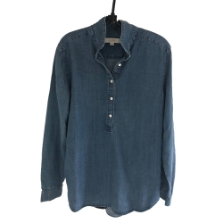 Ann Taylor Denim Shirt