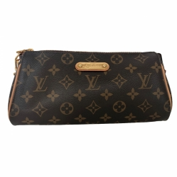 Louis Vuitton Eva Cross-body Monogram Pouch