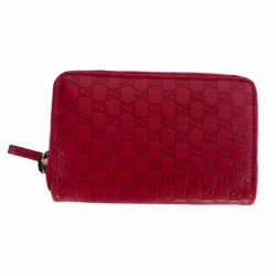 Gucci Card holder Fushia