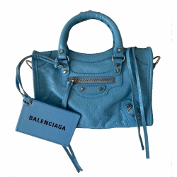 Balenciaga Classic nano city bag