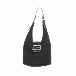 Fendi Shoulder bag in black jersey