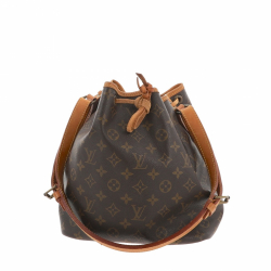 Louis Vuitton Petit Noè monogram bag
