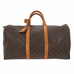 Louis Vuitton Keepall 50 Monogram Travel bag
