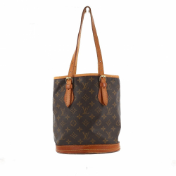Louis Vuitton PM Bucket bag Monogram