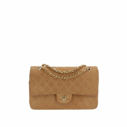 Chanel Timeless Double Flap Medium Size