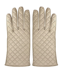 Marella Leather winter gloves