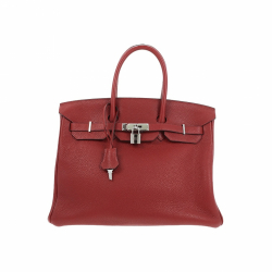 Hermès Birkin 35 Bordeaux Togo leather
