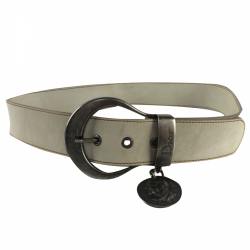Christian Dior Unbleached belt