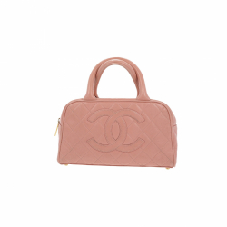 Chanel Vintage Bowling bag