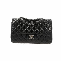 Chanel Timeless Double Flap Patent bag