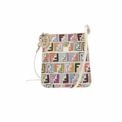 Fendi Zucca multicolor Crossbody bag