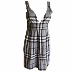 Burberry Cotton dress