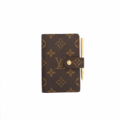 Louis Vuitton Telephone numbers Agenda Monogram