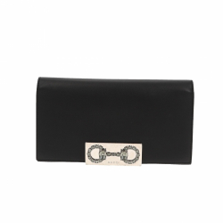 Gucci Clutch in black leather