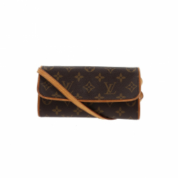 Louis Vuitton Twin Pochette PM Monogram