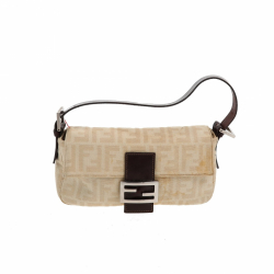 Fendi Zucca Baguette Shoulder bag
