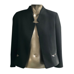 Sandro Slim-fitted jacket