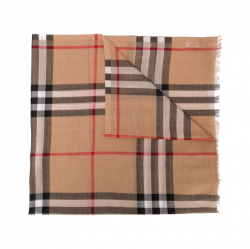Burberry Grand Classic check scarf