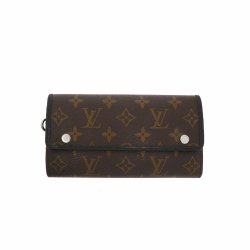 Louis Vuitton Macassar wallet Monogram