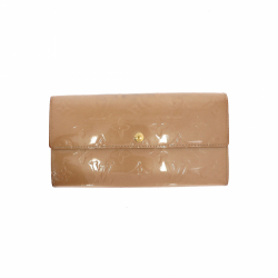 Louis Vuitton Patent Sarah wallet Monogram