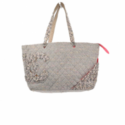 Chanel Camboon Tweed Tote bag