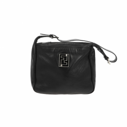 Fendi Shoulder bag in black leather