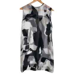 MSGM silk mini dress