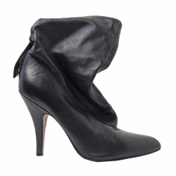 San Marina leather ankle boots