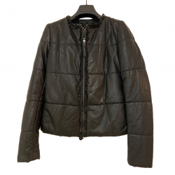Pollini Leather Jacket