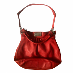 Marc by Marc Jacobs Classic Q Hillier Hobo bag/rot (Persimone)