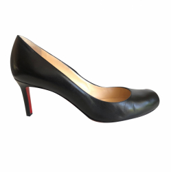 Christian Louboutin Simple Pump Black 70