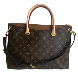 Louis Vuitton Pallas MM Bag