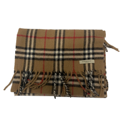 Burberry Scarf in unisex wool