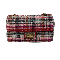 Karl Lagerfeld Agyness Woven 'Shoulder bag'
