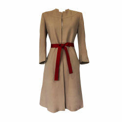 Madeleine Wool coat