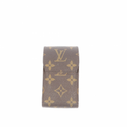 Louis Vuitton Cigarette case Monogram