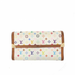 Louis Vuitton Multicolor Monogram wallet