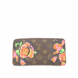 Louis Vuitton Stephen Sprouse Roses wallet Monogram