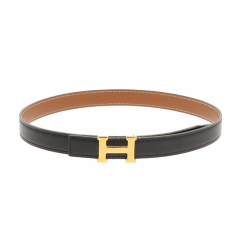Hermès Mini H Buckle belt