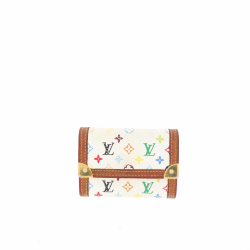Louis Vuitton Card Holder Multicolore Monogram