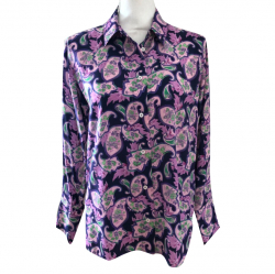 Sandro Silk shirt