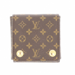 Louis Vuitton Jewerly Holder Case Monogram