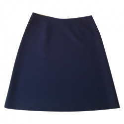 Celine Mid-length navy skirt