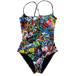 Moschino one-piece swimwear